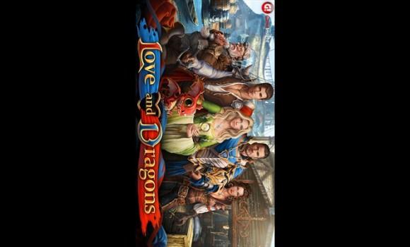 Love and Dragons Ekran Görüntüleri - 1