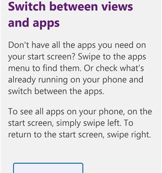 Lumia Help+Tips Ekran Görüntüleri - 1
