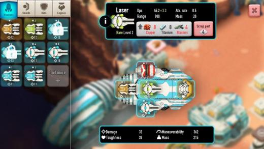 Lunar Battle Ekran Görüntüleri - 2