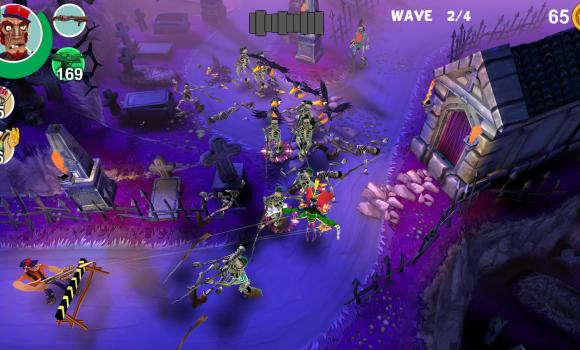 Mad Gardener: Zombie Defense Ekran Görüntüleri - 3
