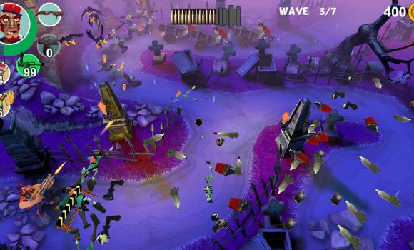 Mad Gardener: Zombie Defense Ekran Görüntüleri - 2