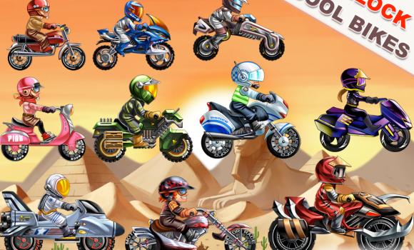 Mad Moto Racing Stunt: Bike Ekran Görüntüleri - 3