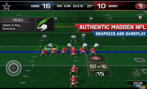 MADDEN NFL 25 Ekran Görüntüleri - 1