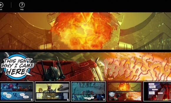 Madefire Comics & Motion Books Ekran Görüntüleri - 1