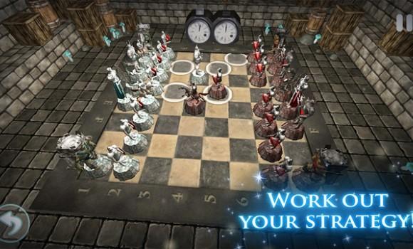 Magic Chess 3D Ekran Görüntüleri - 2