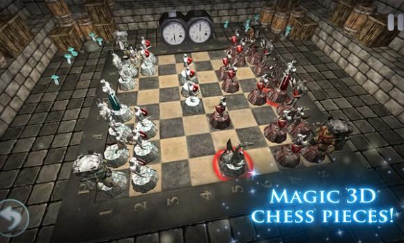 Magic Chess 3D Ekran Görüntüleri - 1