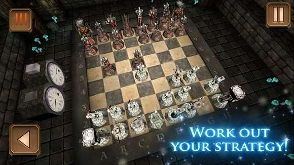 Magic Chess 3D Ekran Görüntüleri - 4