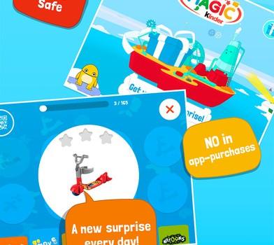 Magic Kinder Ekran Görüntüleri - 5
