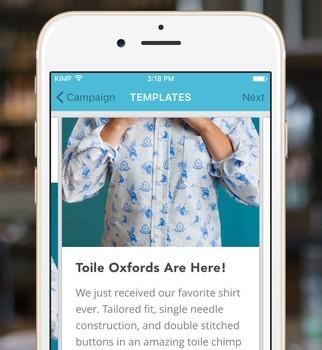MailChimp Snap Ekran Görüntüleri - 2