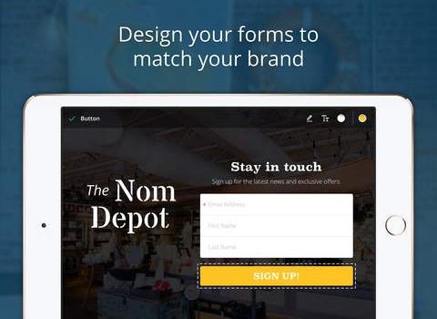 MailChimp Subscribe Ekran Görüntüleri - 3