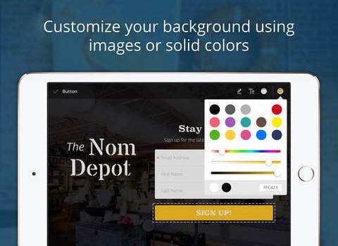 MailChimp Subscribe Ekran Görüntüleri - 2