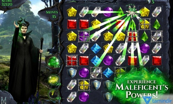 Maleficent Free Fall Ekran Görüntüleri - 3