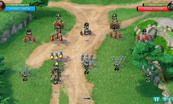 March of Empires Ekran Görüntüleri - 2