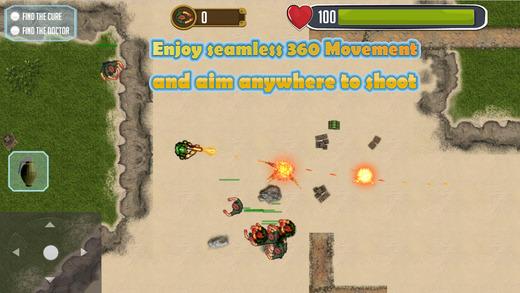 Marine and Zombies Ekran Görüntüleri - 4