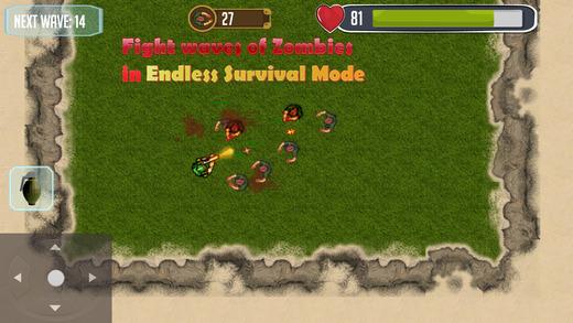 Marine and Zombies Ekran Görüntüleri - 3