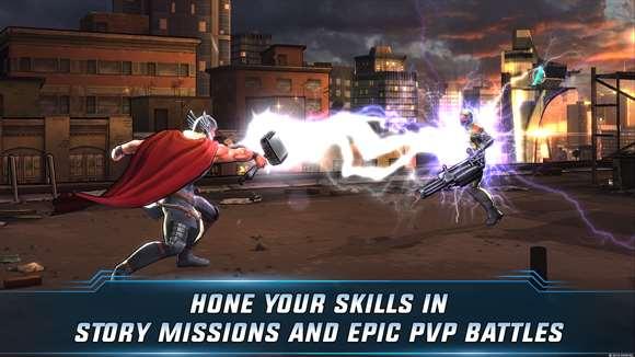Marvel: Avengers Alliance 2 Ekran Görüntüleri - 5