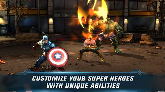Marvel: Avengers Alliance 2 Ekran Görüntüleri - 4