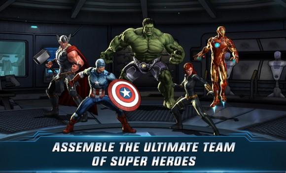 Marvel: Avengers Alliance 2 Ekran Görüntüleri - 2