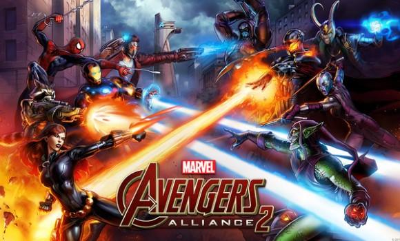 Marvel: Avengers Alliance 2 Ekran Görüntüleri - 1