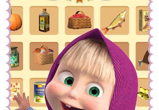 Masha and Bear: Cooking Dash Ekran Görüntüleri - 1