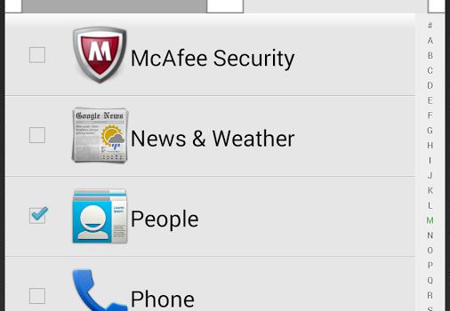 McAfee Mobile Security Ekran Görüntüleri - 1