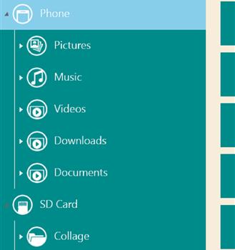 Media Explorer Ekran Görüntüleri - 2