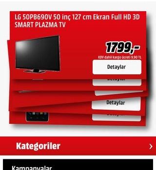 Media Markt Ekran Görüntüleri - 3