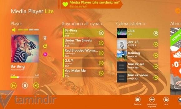 Media Player Lite Ekran Görüntüleri - 3