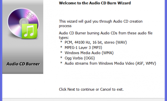 MediaProSoft Free CD DVD Burner Ekran Görüntüleri - 2