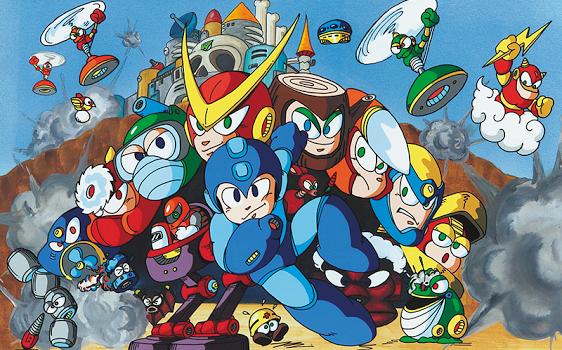 Mega Man 2 Ekran Görüntüleri - 3