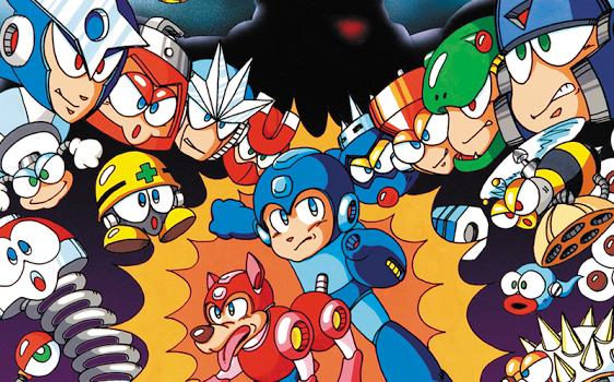 Mega Man 3 Ekran Görüntüleri - 2