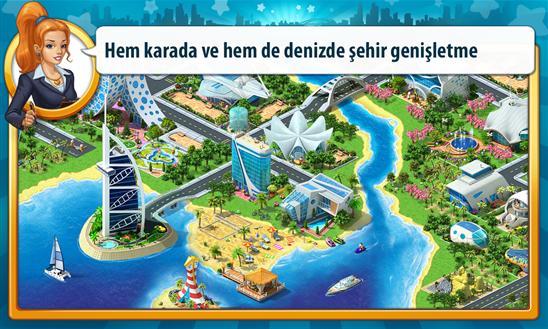Megapolis Ekran Görüntüleri - 3