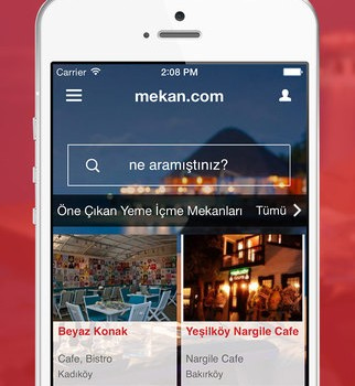 Mekan.com Ekran Görüntüleri - 5