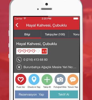 Mekan.com Ekran Görüntüleri - 4