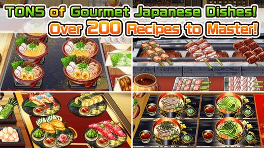 Meshi Quest: Five-star Kitchen Ekran Görüntüleri - 1