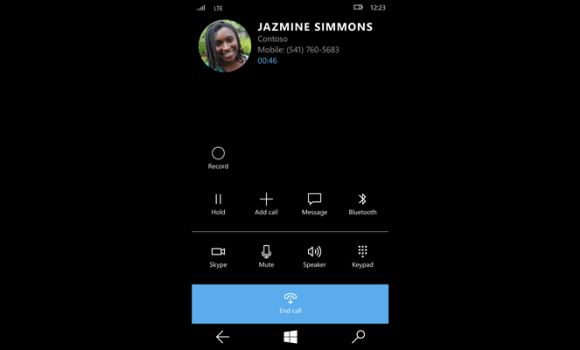 Messaging Skype Ekran Görüntüleri - 1