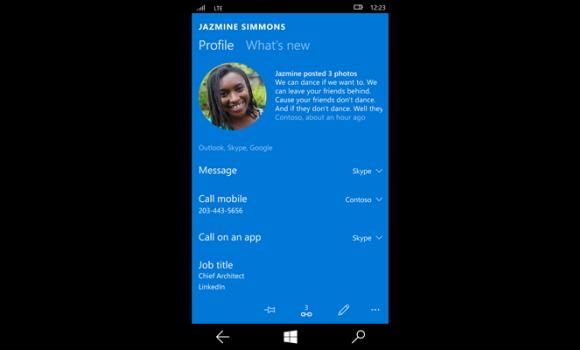 Messaging Skype Ekran Görüntüleri - 4