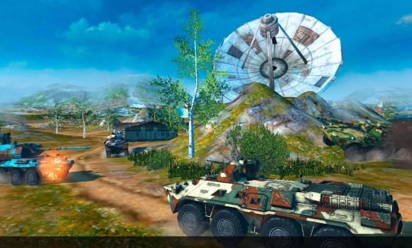 Metal Force: War Modern Tanks Ekran Görüntüleri - 4