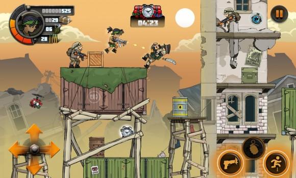 Metal Soldiers 2 Ekran Görüntüleri - 5