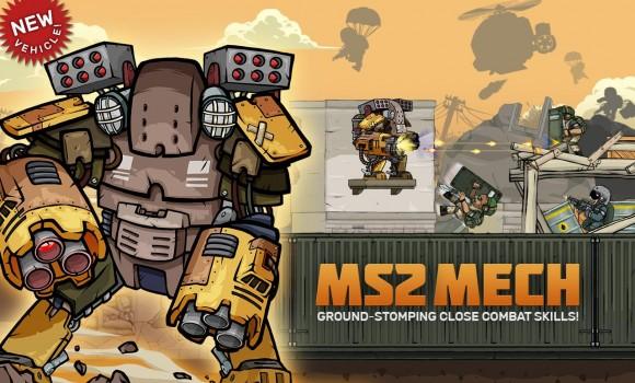 Metal Soldiers 2 Ekran Görüntüleri - 3