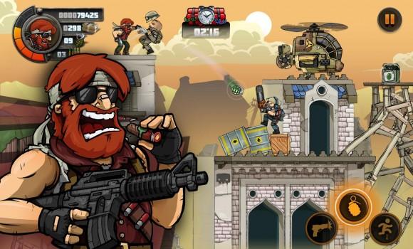 Metal Soldiers 2 Ekran Görüntüleri - 2