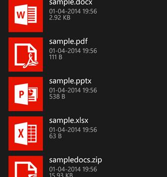 Metro File Manager Ekran Görüntüleri - 3