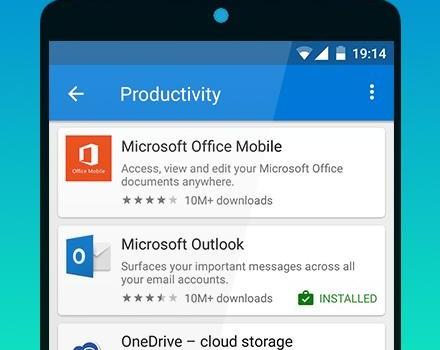 Microsoft Apps Ekran Görüntüleri - 3