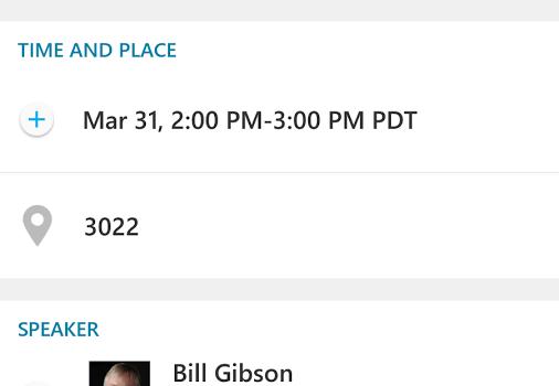 Microsoft Build Ekran Görüntüleri - 2
