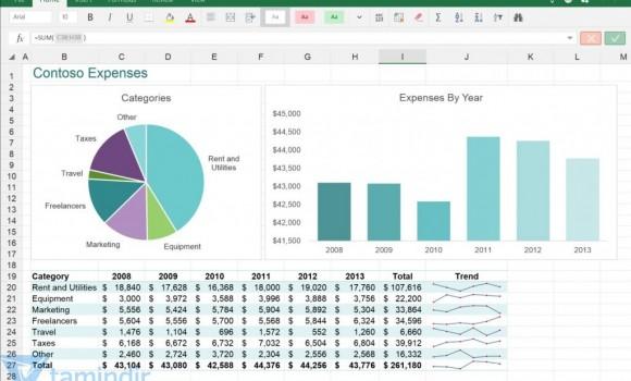 Microsoft Excel Ekran Görüntüleri - 3