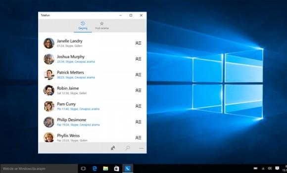 Microsoft Phone Ekran Görüntüleri - 1
