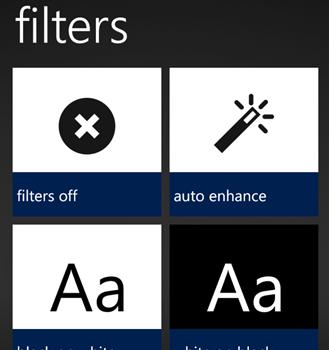 Microsoft Pocket Magnifier Ekran Görüntüleri - 2