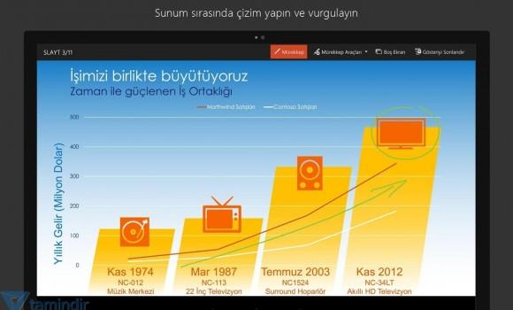 Microsoft PowerPoint Ekran Görüntüleri - 1