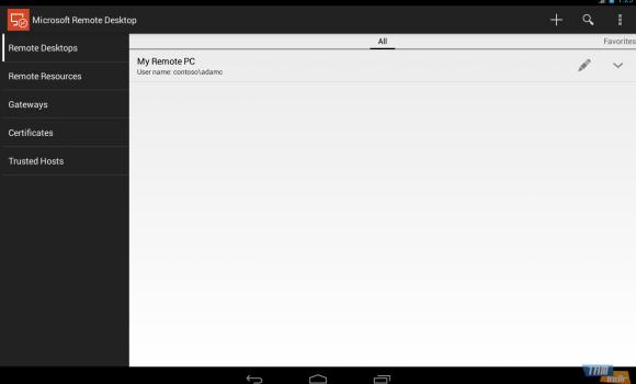 Microsoft Remote Desktop Ekran Görüntüleri - 5