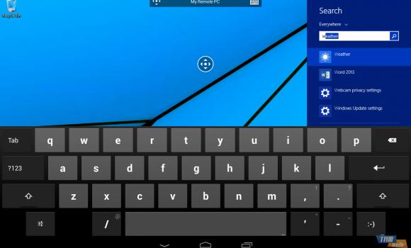 Microsoft Remote Desktop Ekran Görüntüleri - 3